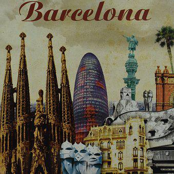 Barcelona, City, Gaudi, Sagrada Familia, Buildings