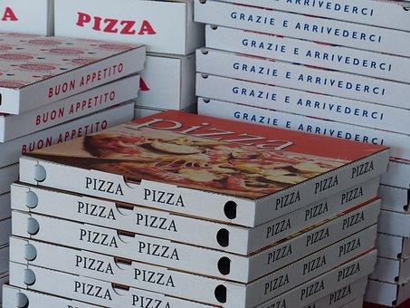 Pizza Boxes, Boxes, Pizza Service, Pizza Transport