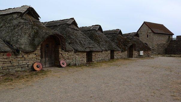 Historical Buildings, Celtic Settlement, Celts