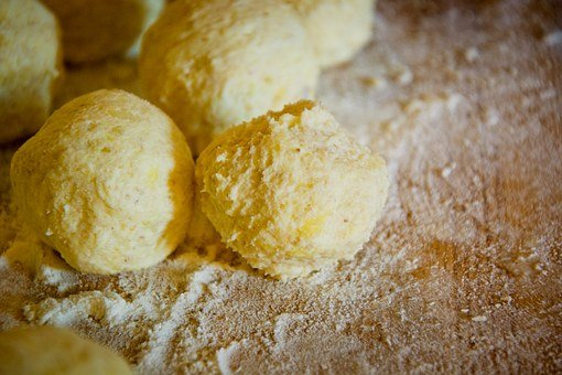 Dumpling, Marillenknödel, Dumpling Dough, Dough, Potato