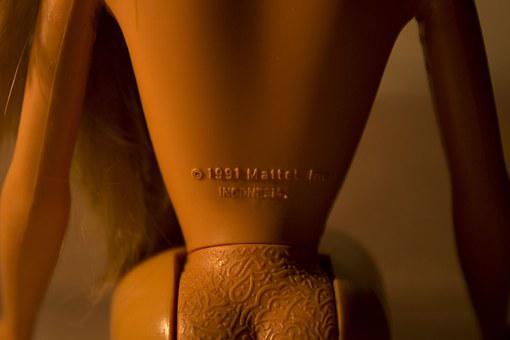 Barbie, Wrist, Feminism, Body, Merchandise