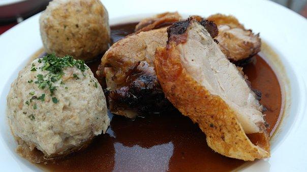 Roast Pork, Fry, Dumpling, Bread Dumplings, Specialty