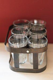 Chaithee, Chai, Glass, Glasses, Tea, Kitchen, Red