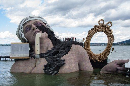 Lake Constance, Bregenz, Bregenzer Festspiele
