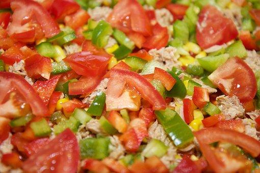 Food, Eat, Meal, Italian, Pizza, Tomatoes, Pepperoni