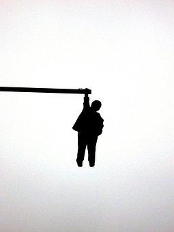Hanging, Slope, Download Hang, Sag, Art, Man, Plastic