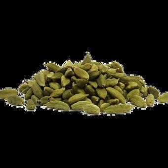 Cardamon Pods, Spices, Cardamon, Herbal, Flavor, Pods