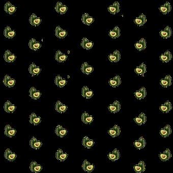 Avocado, Avocado Print, Design, Print