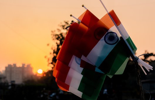 Indian Flag, Independence Day, Freedom, Constitution