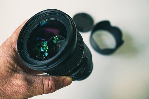 Sigma Lens, 50mm, F1, 4, Art Lens, Expensive Lens