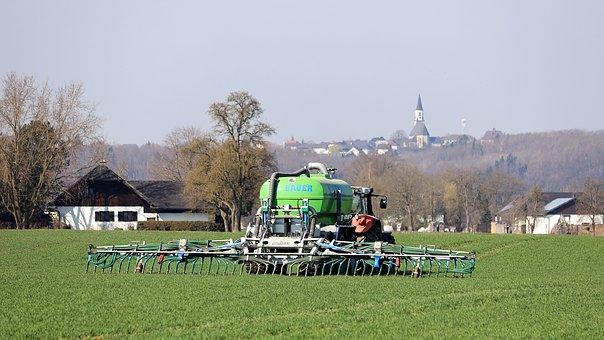 Agriculture, Fertilization, Gülle