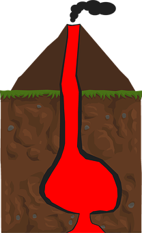 Volcano, Geology, Nature, Volcanic, Lava