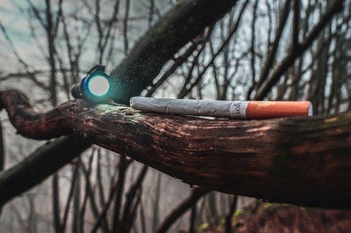 Cigarette, Blowjob, Smoke, Tobacco, A Man, Addiction