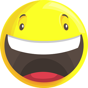 Emoji, Emoticon, Face, Emotion, Cartoon, Clipart