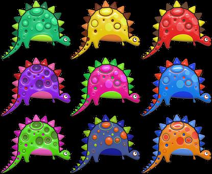Reptiles, Dinosaur, Stegosaurus, Extinct, Wildlife