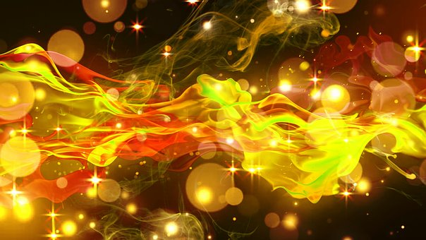 Sparkle, Golden, Texture, Gold, Lights, Gold Smoke