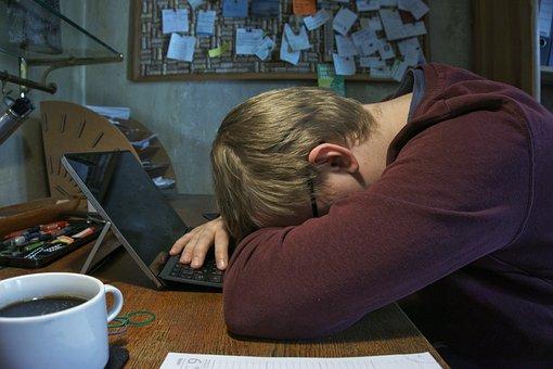 Home Office, Corona Virus, Depression, Covid-19
