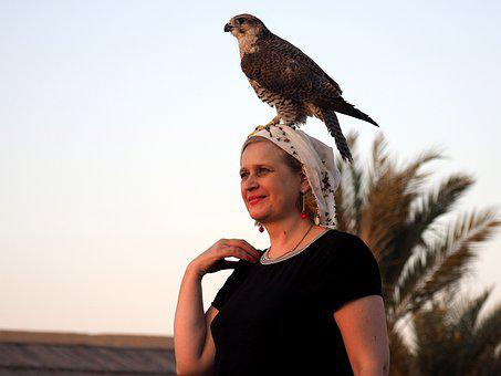 Travel, Dubai, Emirates, Falcons, Uae
