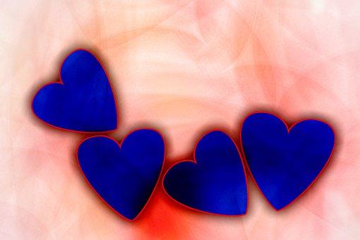 Heart, Love, Birthday, Wedding