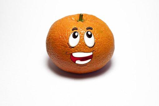Fruit, Orange, Healthy, Vitamins, Citrus, Juicy, Food
