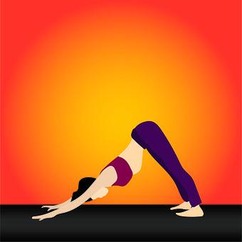 Yoga, Exercise, Meditation, Fitness, Woman, Lifestyle
