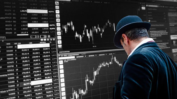 Trader, City, London, Trading, Stock, Exchange, Money