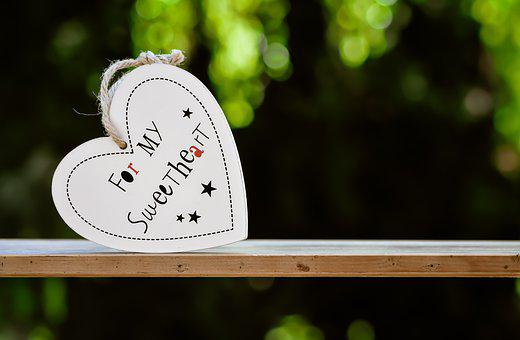 Love, Heart, Romantic, Romance, Valentine, Pair, Symbol