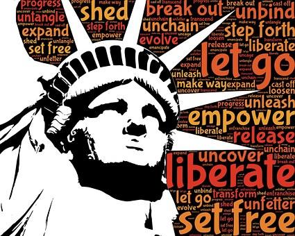 Liberty, Statue, Liberation, Set Free, Unbind, Freedom