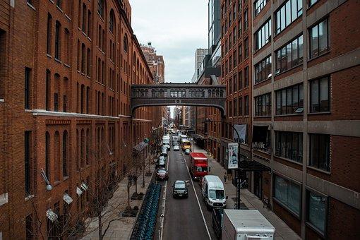 New York, New York Street, Nyc, City, Street, Traffic