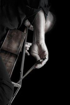 Passion, Cello, Cellist, Person, Performance, Artist