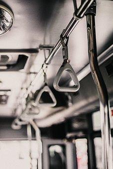 Bus, Car Door, Chair, Airport, Sit