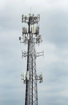 Cell Tower, Tower, Phone, Signal, Cell, Technology