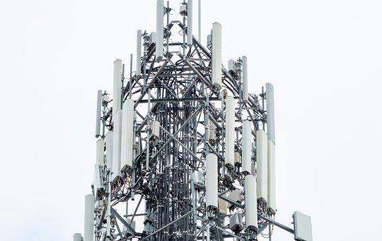 Cell Tower, Tower, Communications, Technology