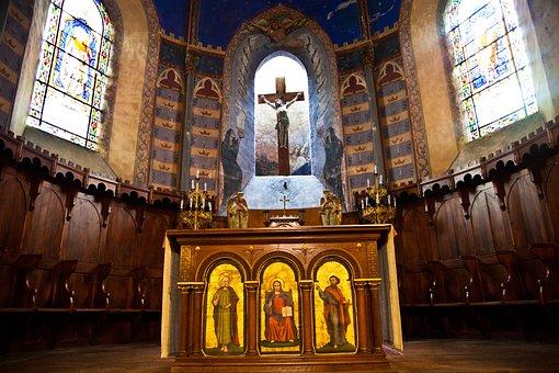 Church, Christ, Cross, Jesus, God, Religion, Faith