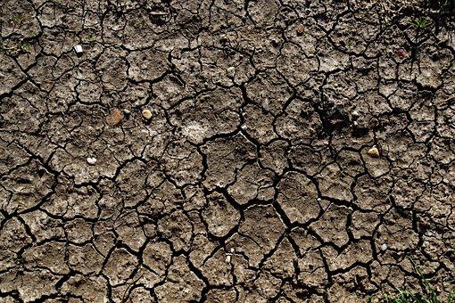 Ground Texture, Pattern, Desert, Earth, Landscape