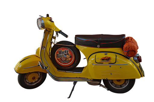 Vespa, Motor Scooter, Roller, Two Wheeled Vehicle