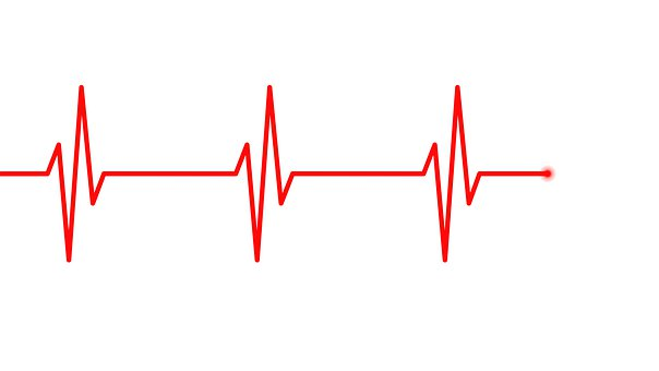 Electrocardiogram, Ecg, Heartbeat, Frequency, Pulse