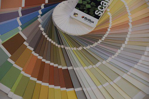 Wall Color, Color Fan, Structure, Architects, Scala