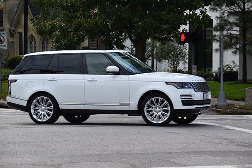 Range-rover Sport, Luxury Cars, Driving, Exterior, Road