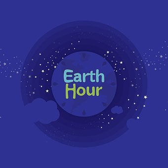 Earth Hour 2020, Save Planet, Global Countdown