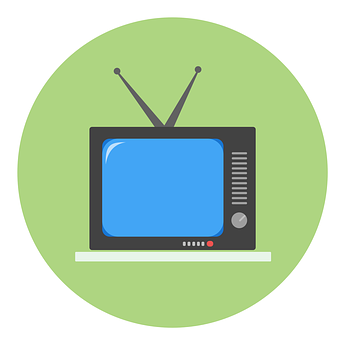 Old Tv, Television, Antique, Screen