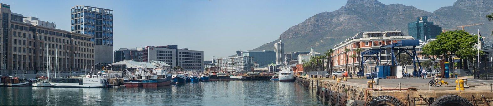 Cape Town, South Africa, Landscape, Travel, Tourism