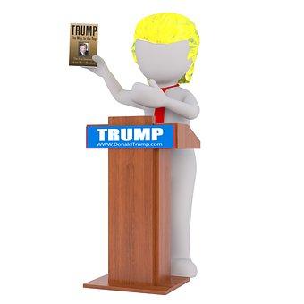 Trump, Politician, Usa, America, Policy, President