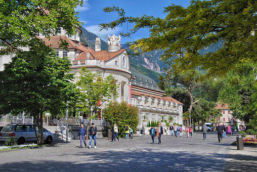Meran, South Tyrol, Italy, Vacations, Walk, Joy