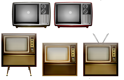 Retro Television, Tv, Vhs, Vintage, Media, Retro, Movie