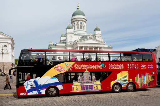 Architecture, Background, Bus, Capital, Cathedral, City