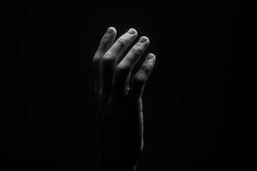 Worship, Help, Grace, Failure, Attention, Hand, God
