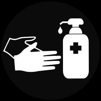 Covid-19, Coronavirus, Hand Sanitizer, Sanitize, Virus