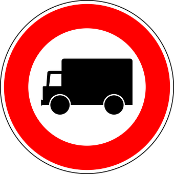 Prohibition Of Motor Vehicles, Prohibition Of Lorries
