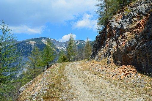 Snow Mountain, Rax, Lower Austria, Rax Schneeberg Group